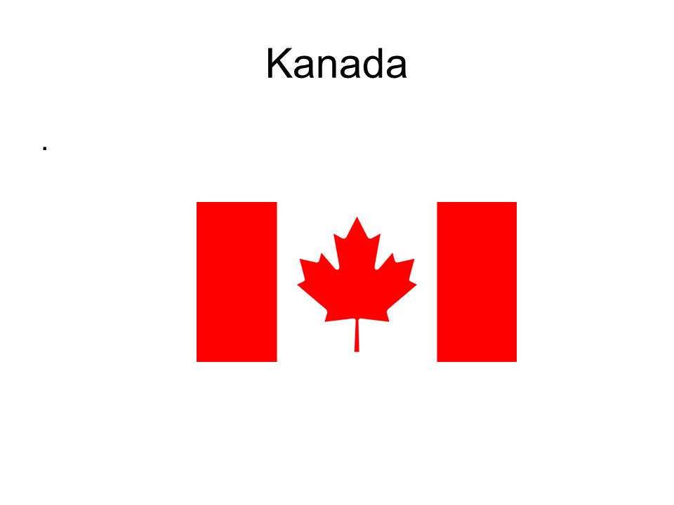 Kanada .