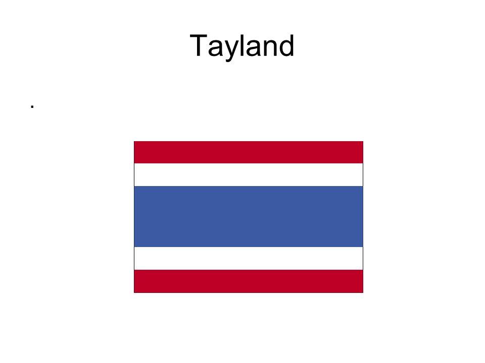 Tayland .