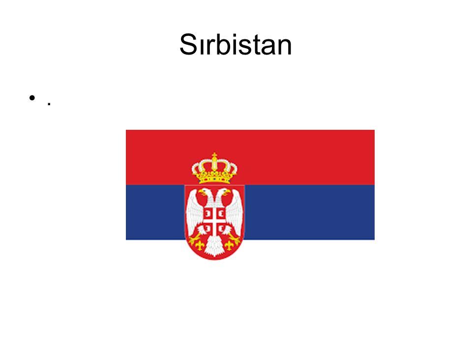 Sırbistan .