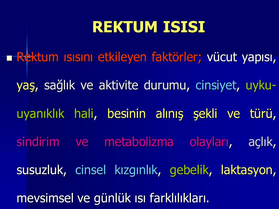 REKTUM ISISI