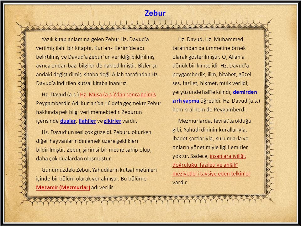Zebur