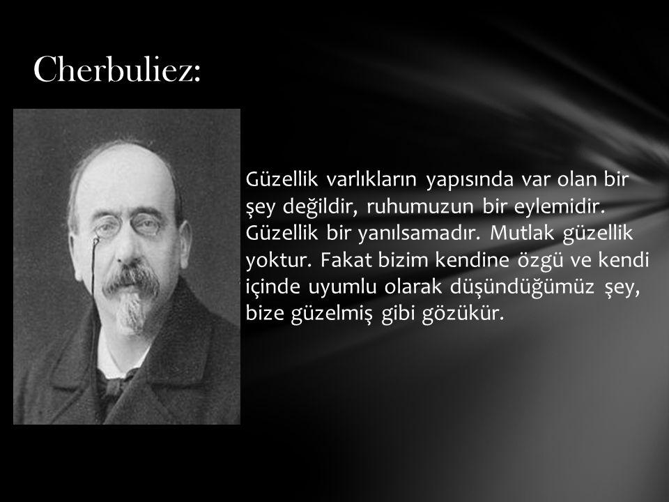Cherbuliez: