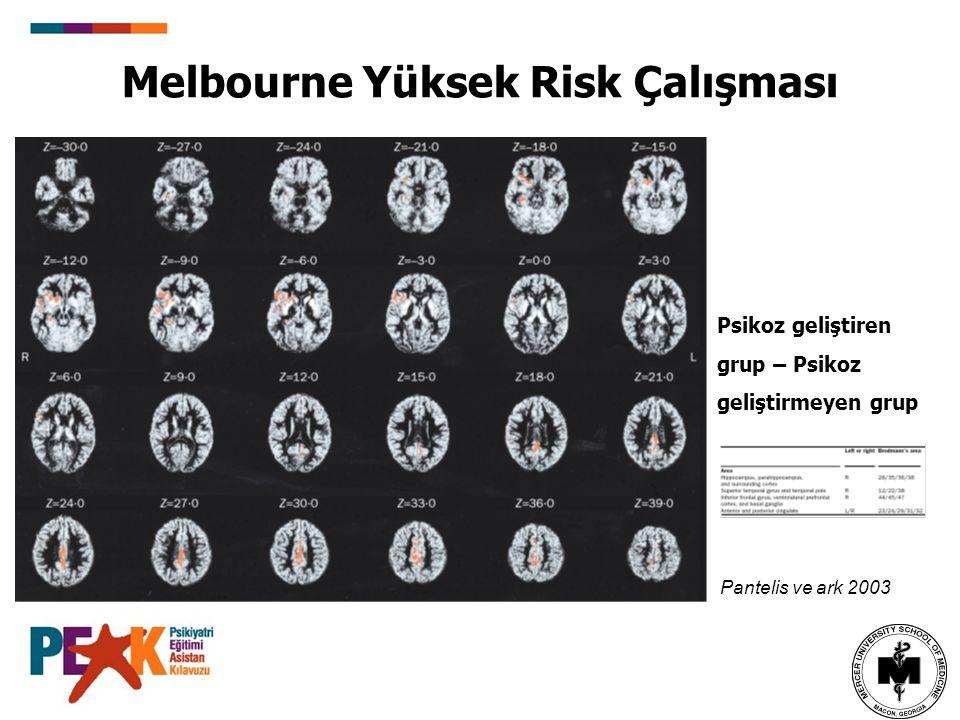 Melbourne Yüksek Risk Çalışması