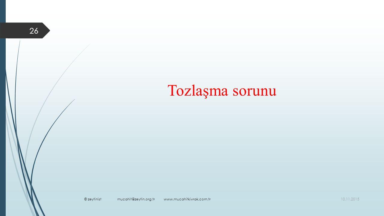 Tozlaşma sorunu © zeytinist mucahit@zeytin.org.tr www.mucahitkivrak.com.tr.
