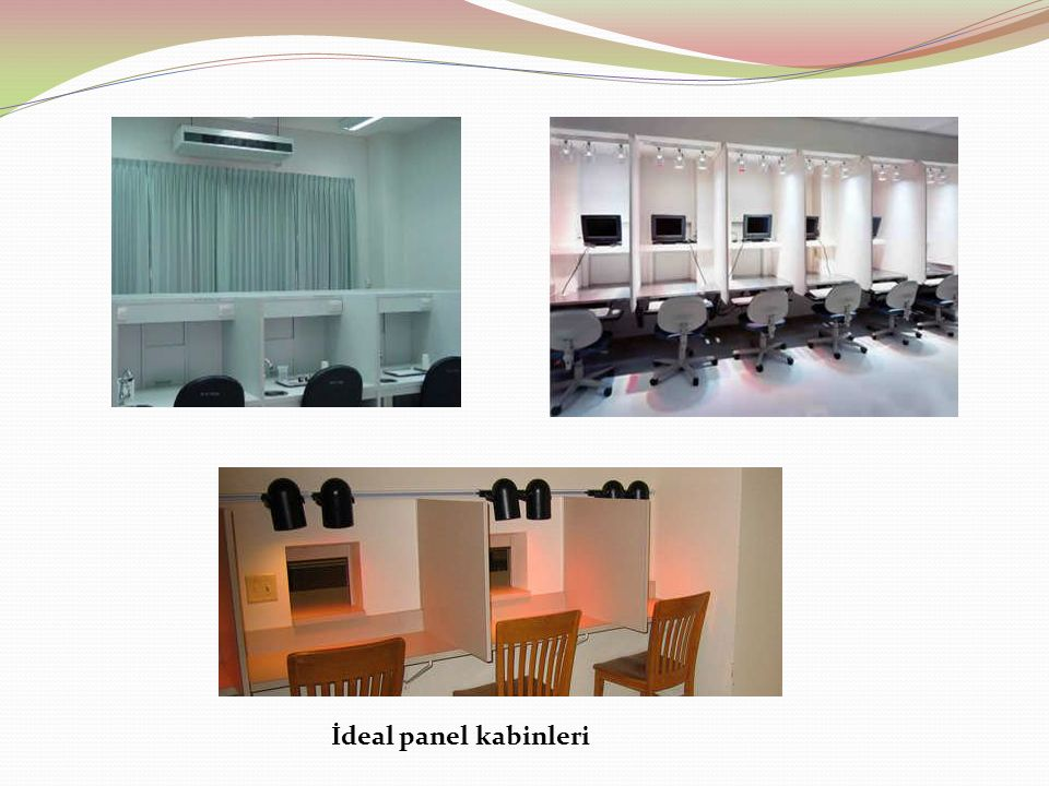 İdeal panel kabinleri