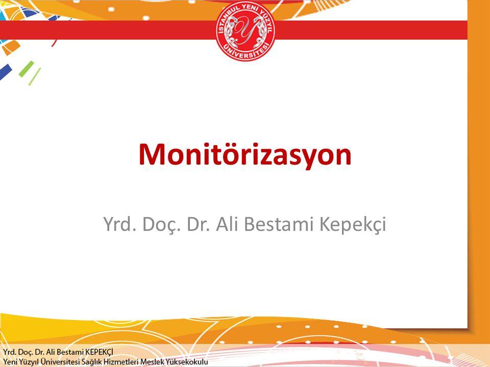 Yrd. Doç. Dr. Ali Bestami Kepekçi