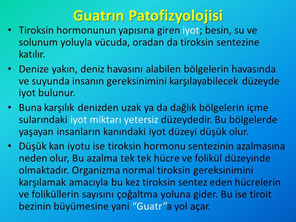 Guatrın Patofizyolojisi