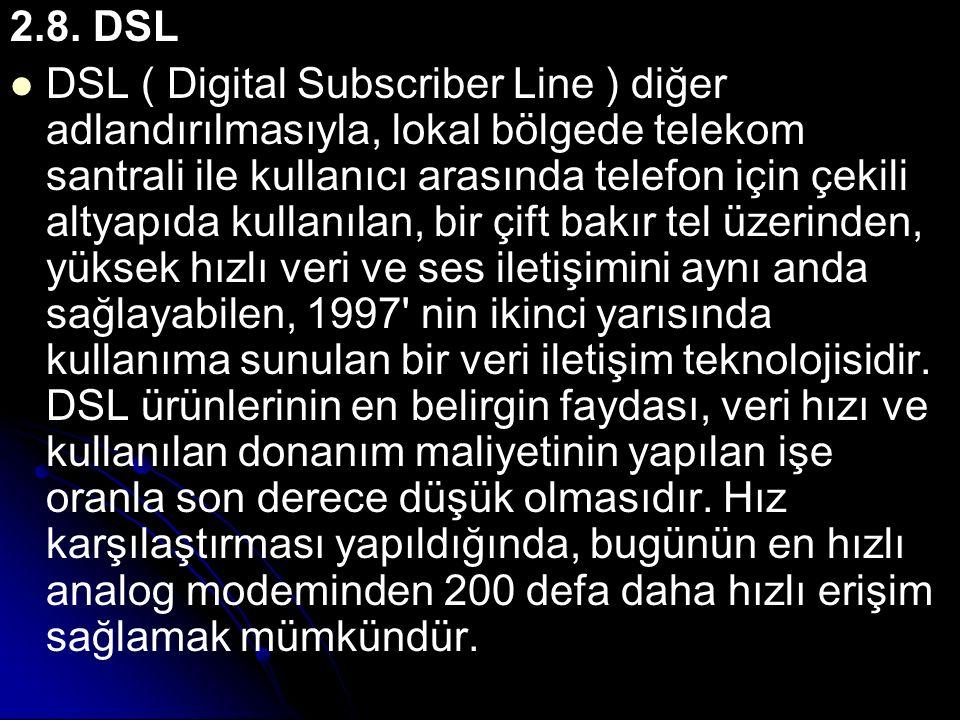 2.8. DSL