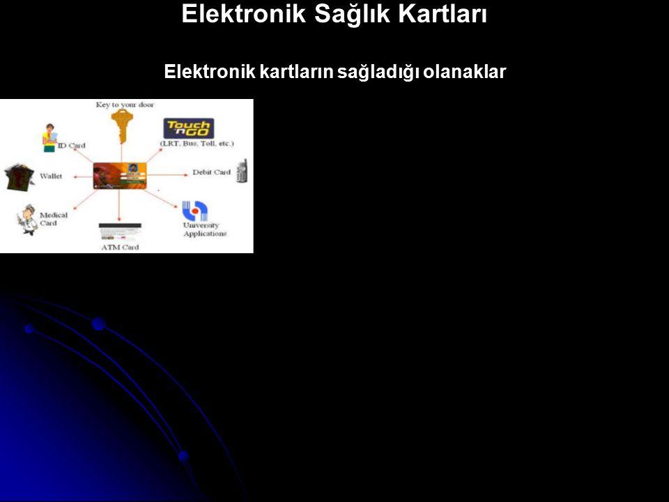 Elektronik Sağlık Kartları