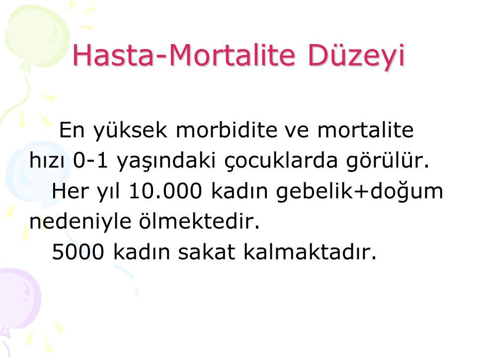 Hasta-Mortalite Düzeyi