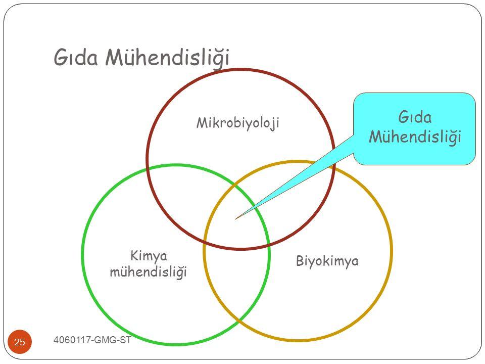 Gıda Mühendisliği Gıda Mühendisliği Mikrobiyoloji Kimya mühendisliği