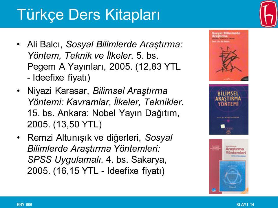 Türkçe Ders Kitapları