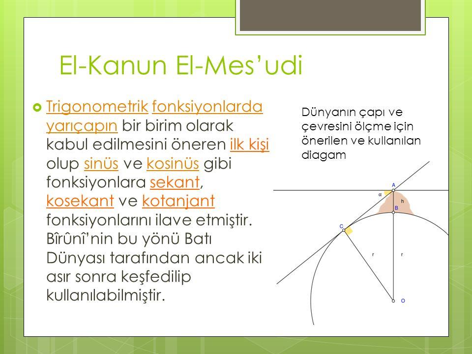 El-Kanun El-Mes'udi