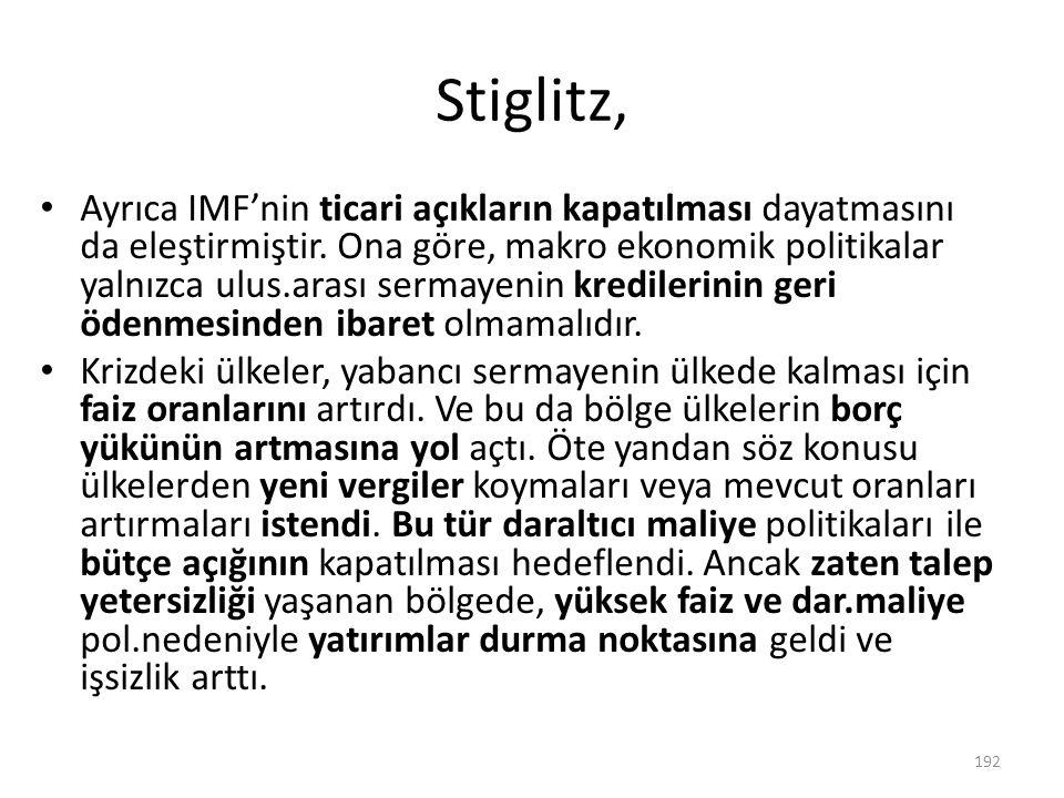 Stiglitz,