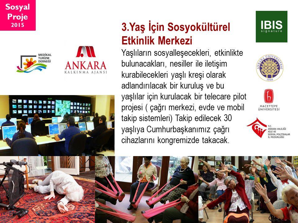 3.Yaş İçin Sosyokültürel Etkinlik Merkezi