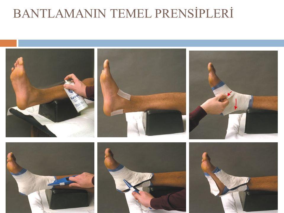 BANTLAMANIN TEMEL PRENSİPLERİ