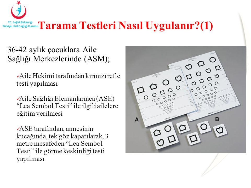 Tarama Testleri Nasıl Uygulanır (1)