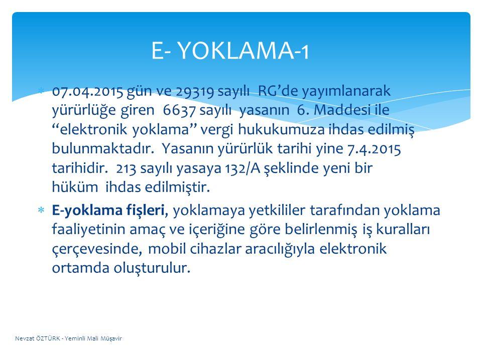 E- YOKLAMA-1