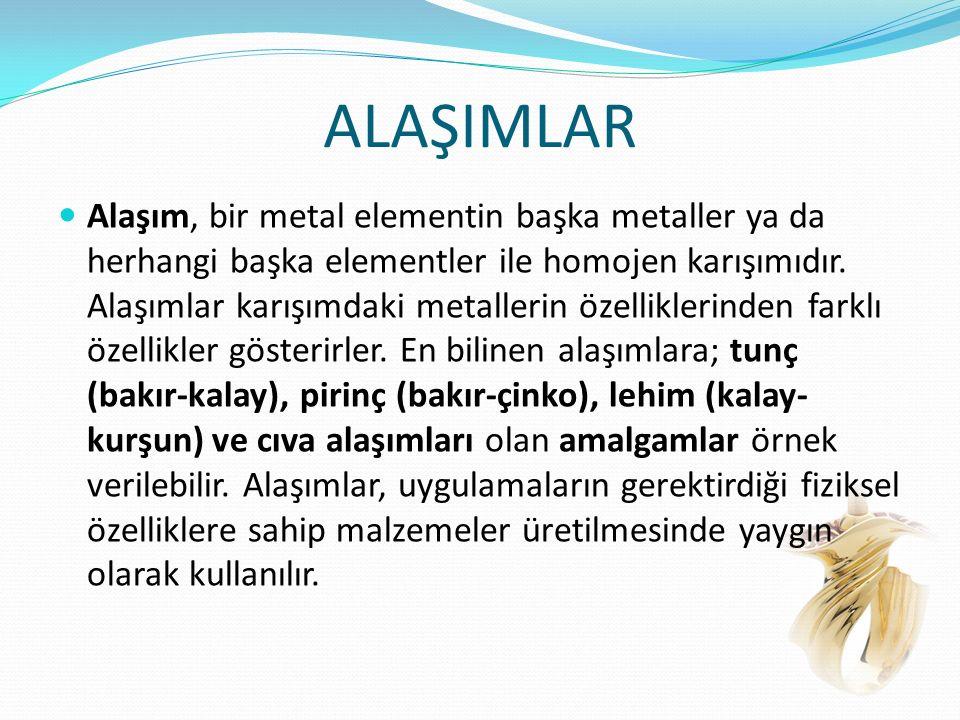 ALAŞIMLAR