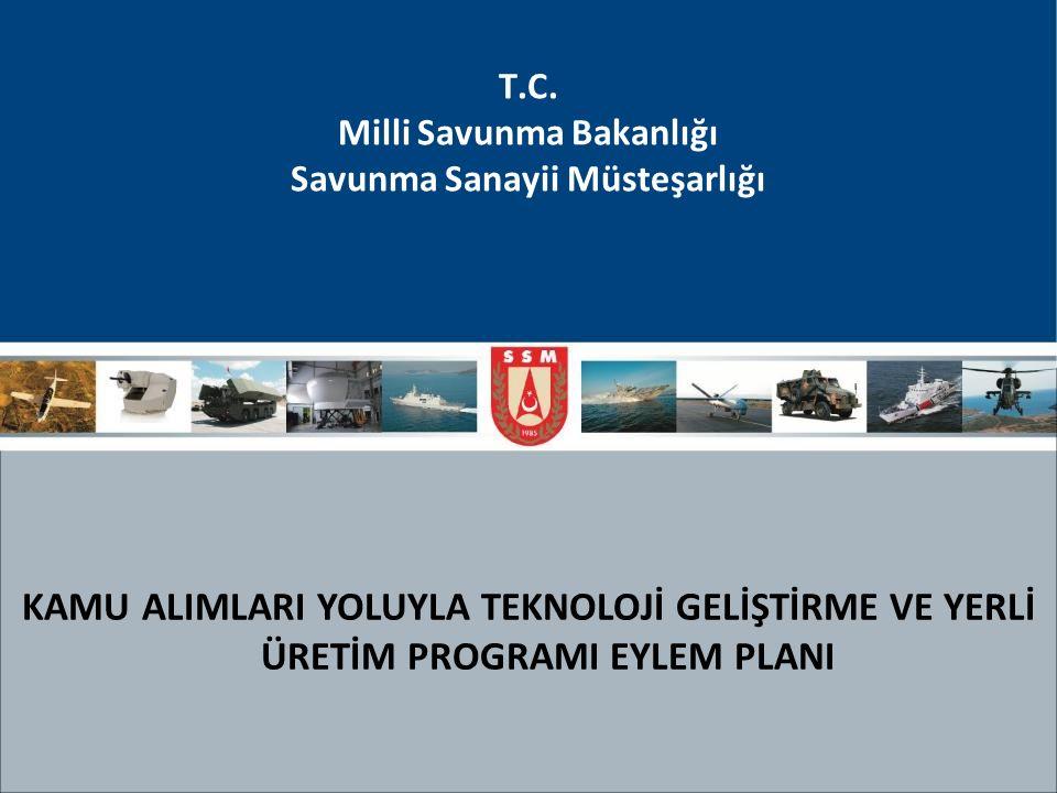 T.C. Milli Savunma Bakanlığı Savunma Sanayii Müsteşarlığı
