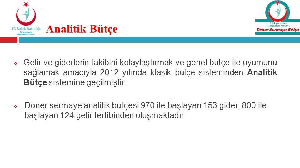 Analitik Bütçe
