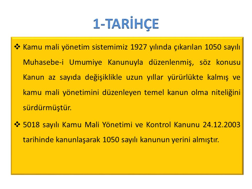 1-TARİHÇE