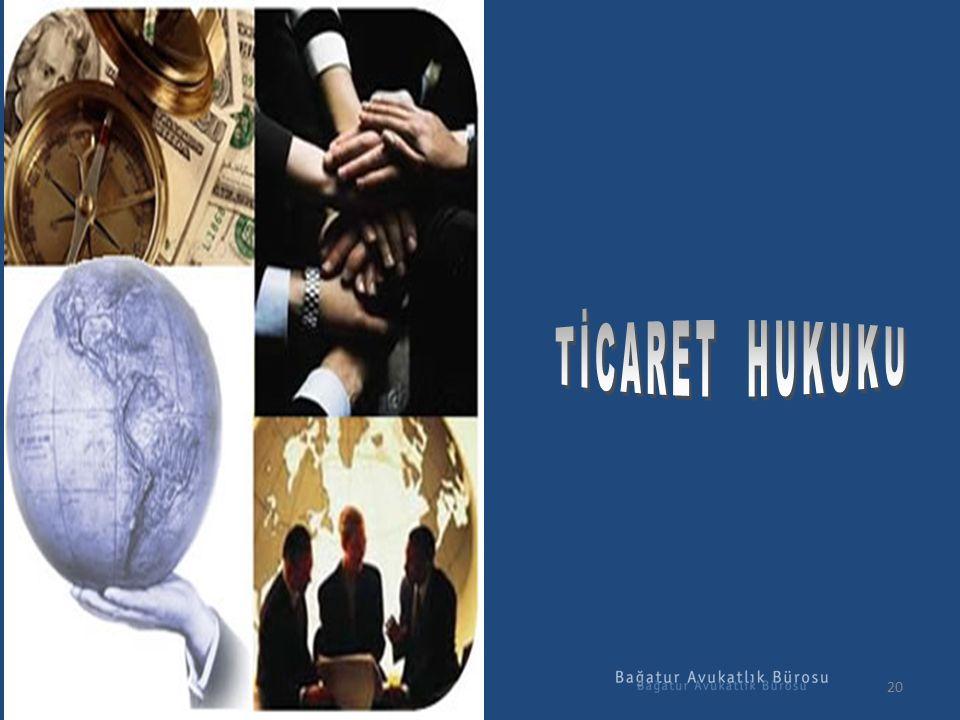 TİCARET HUKUKU 20
