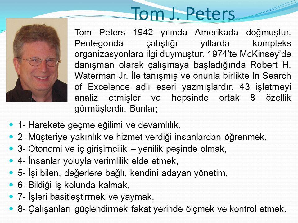 Tom J. Peters