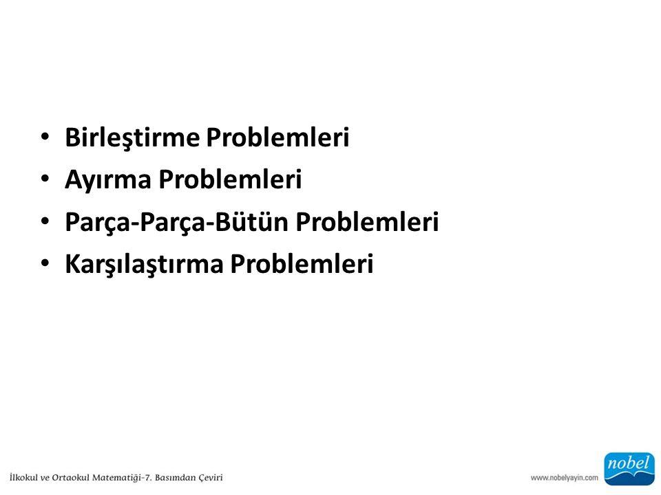 Birleştirme Problemleri