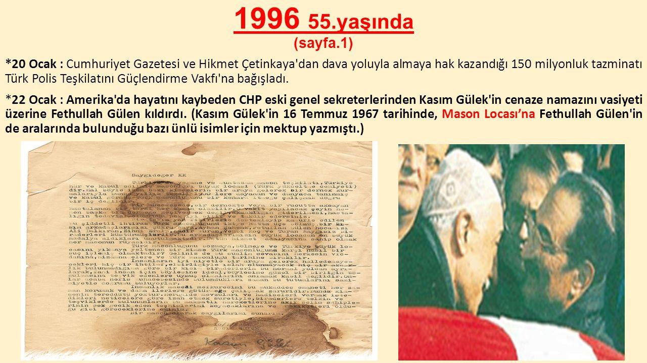 1996 55.yaşında (sayfa.1)