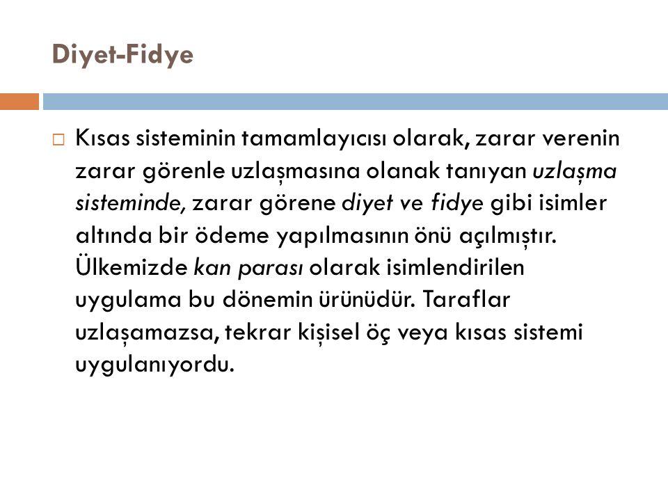 Diyet-Fidye