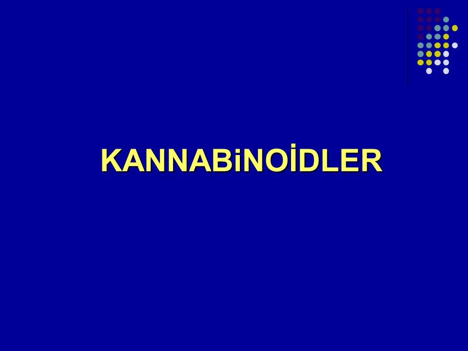 KANNABiNOİDLER