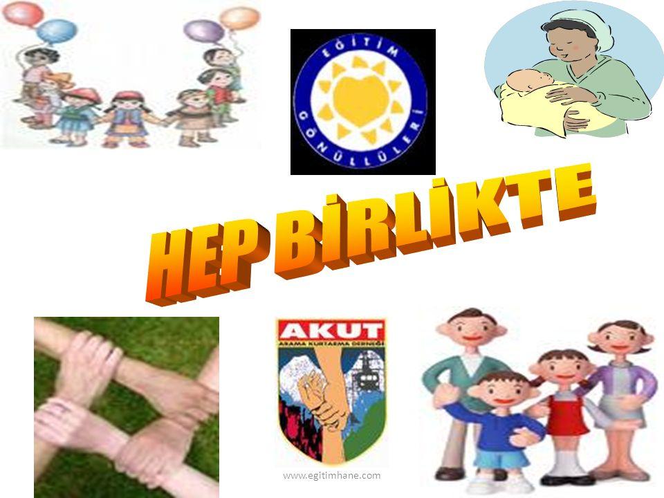 HEP BİRLİKTE www.egitimhane.com