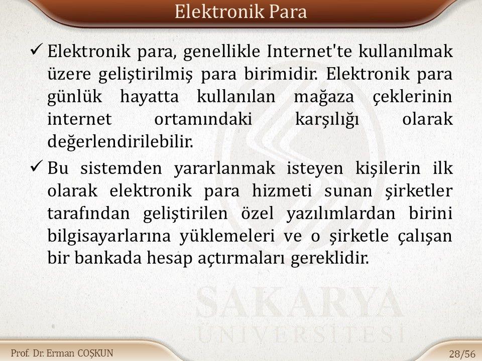 Elektronik Para