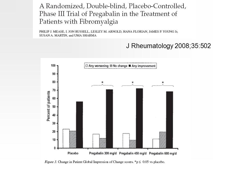 J Rheumatology 2008;35:502
