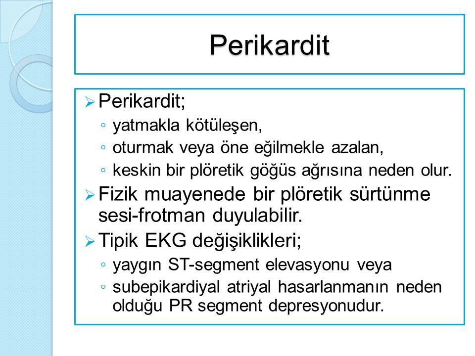 Perikardit Perikardit;