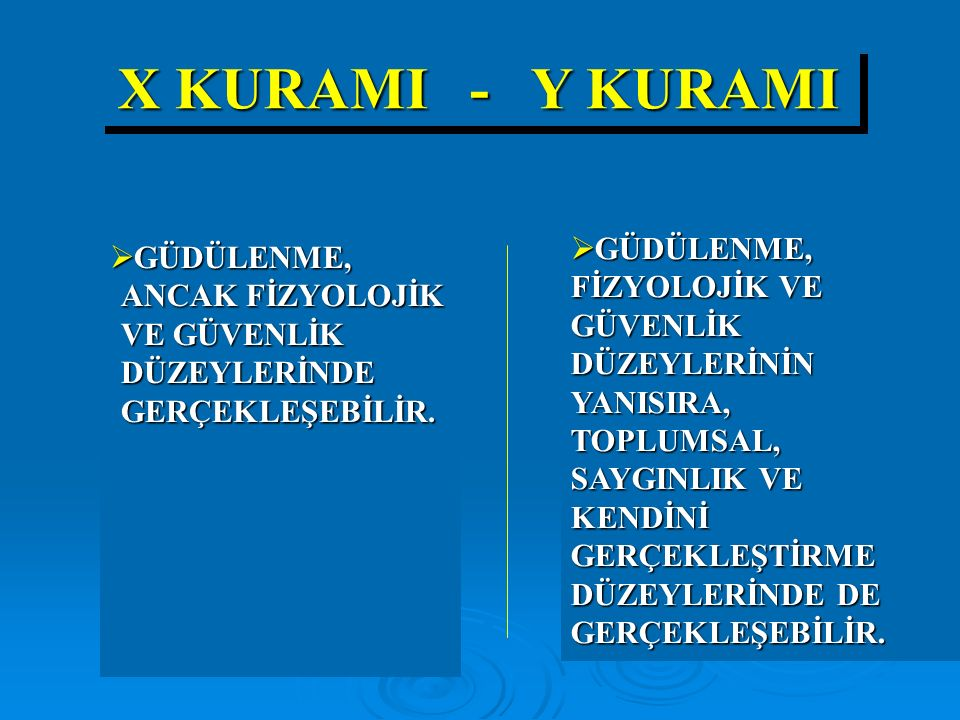 X KURAMI - Y KURAMI