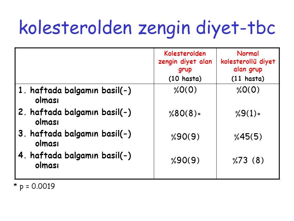 kolesterolden zengin diyet-tbc