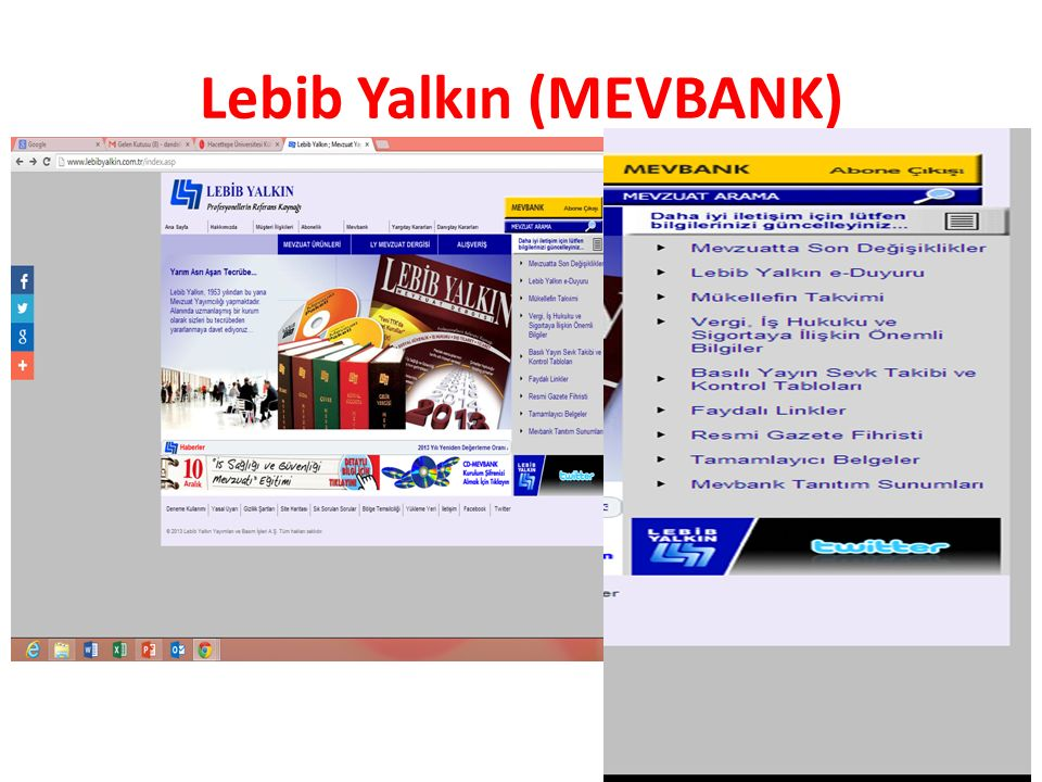 Lebib Yalkın (MEVBANK)
