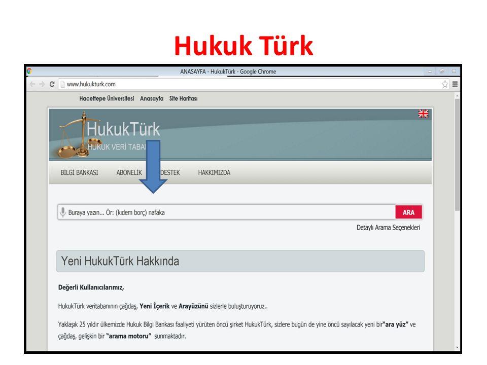Hukuk Türk