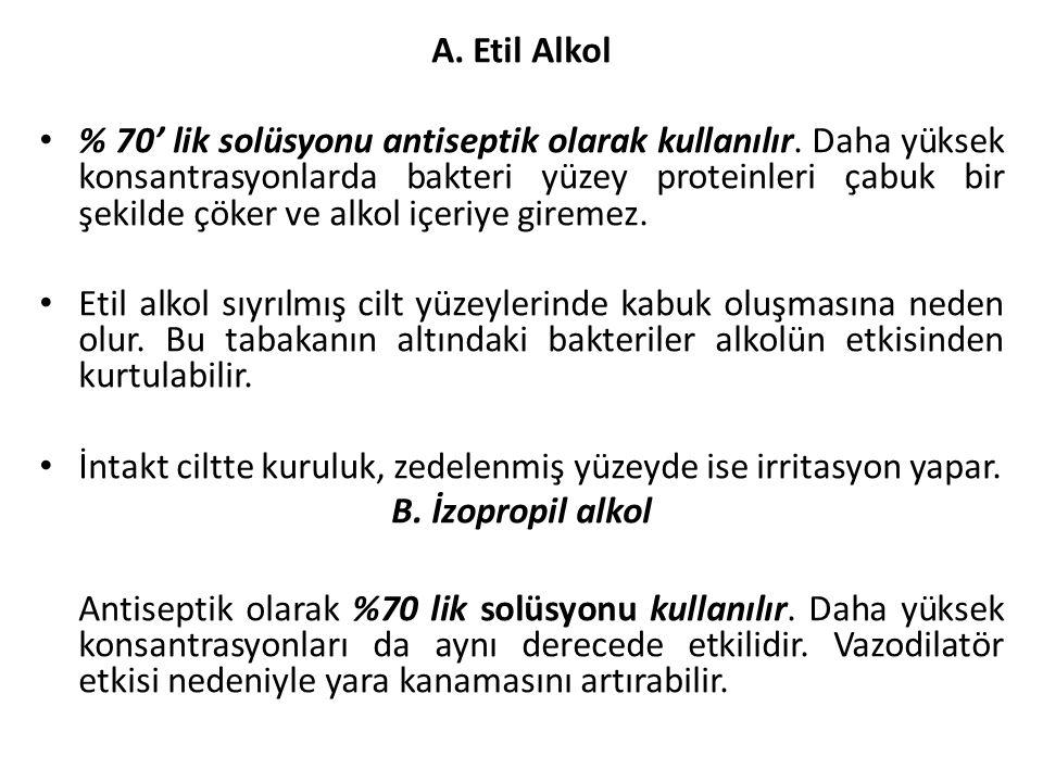 A. Etil Alkol
