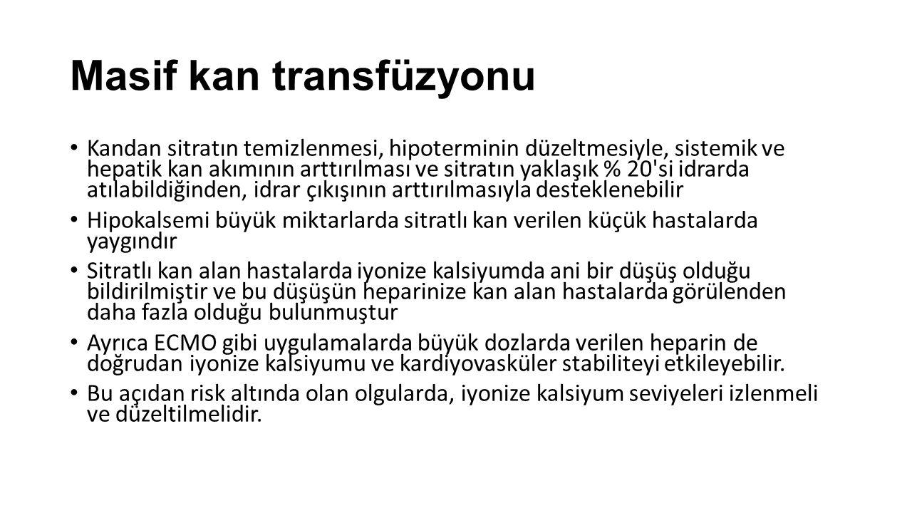 Masif kan transfüzyonu