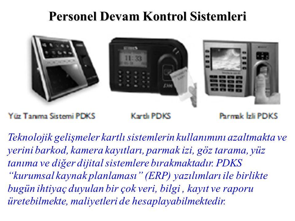 Personel Devam Kontrol Sistemleri