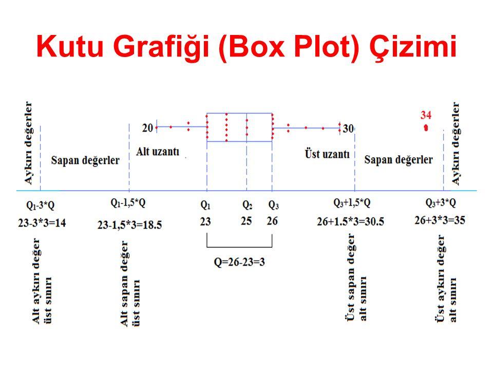 Kutu Grafiği (Box Plot) Çizimi