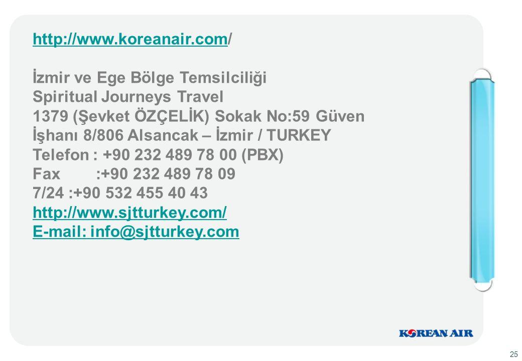İzmir ve Ege Bölge Temsilciliği Spiritual Journeys Travel