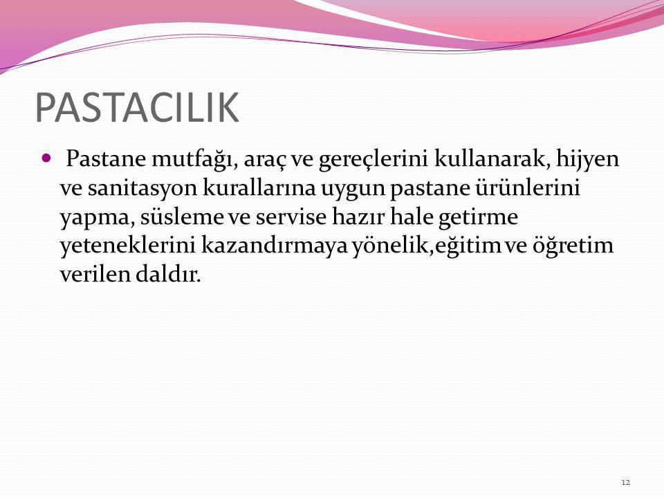 PASTACILIK