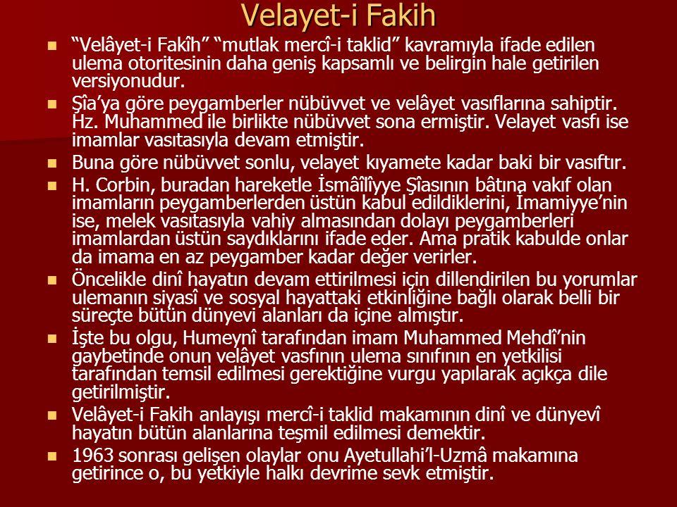 Velayet-i Fakih