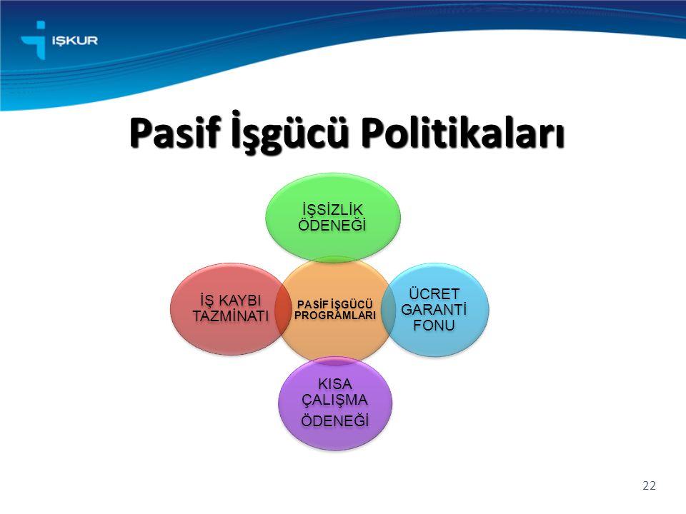 Pasif İşgücü Politikaları