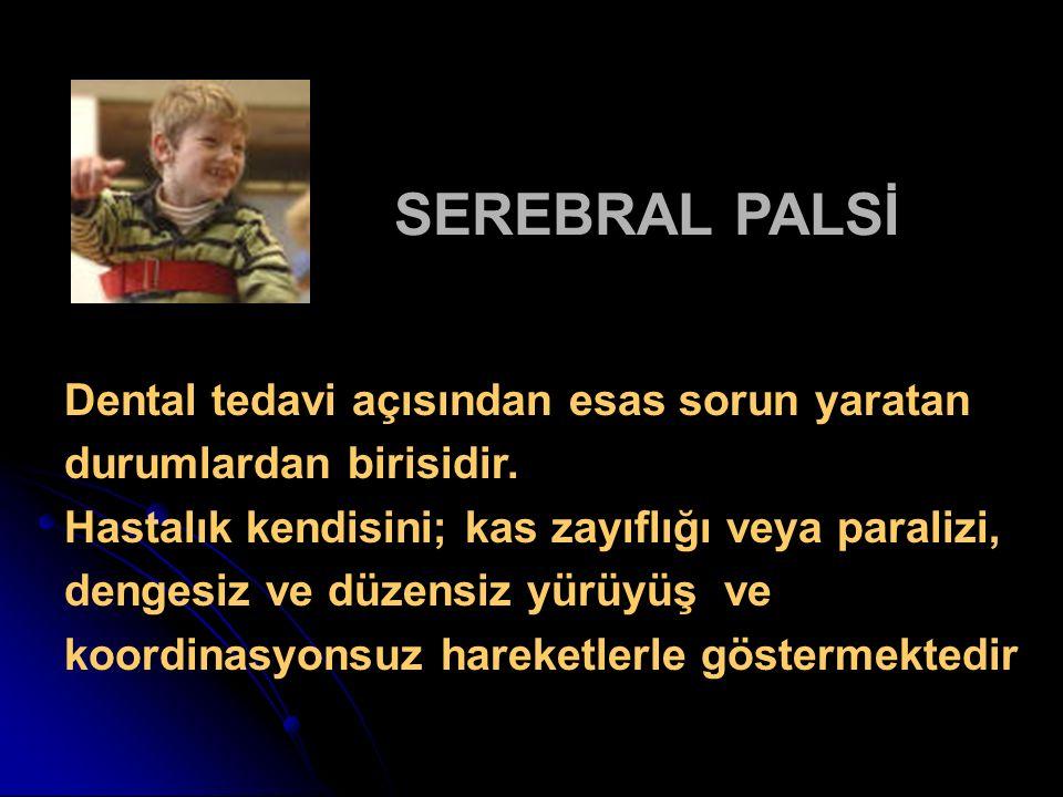 SEREBRAL PALSİ