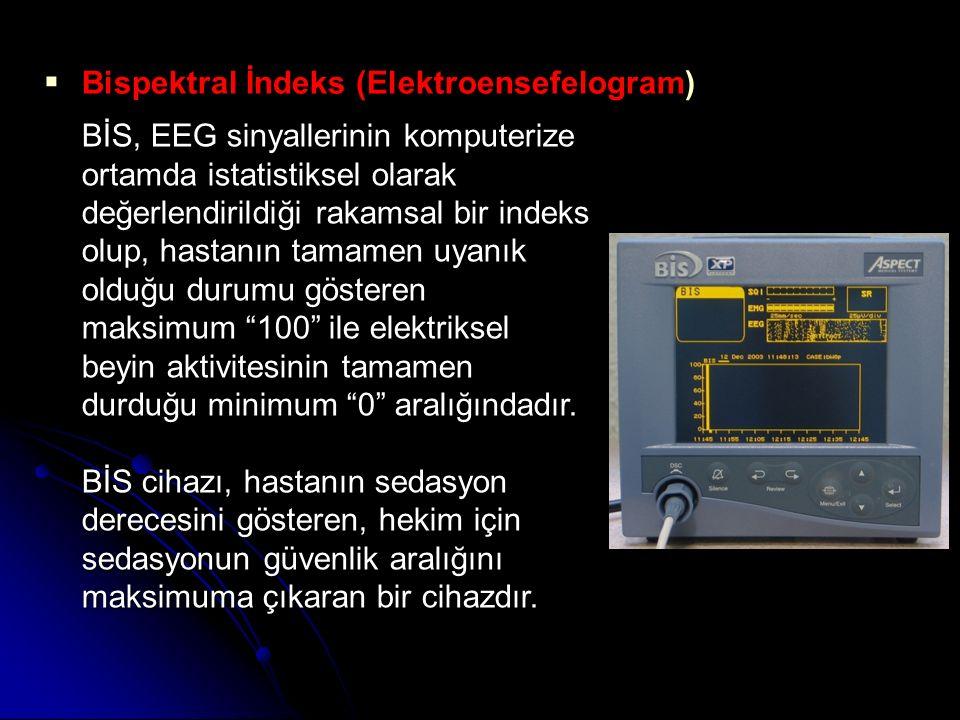 Bispektral İndeks (Elektroensefelogram)